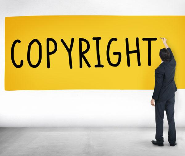 copyright registro marca