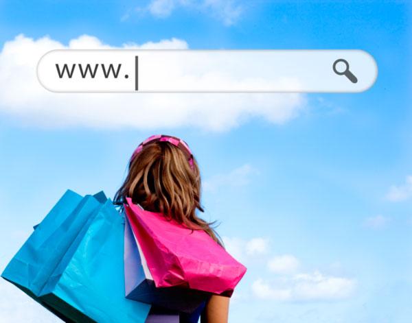 venta comercio electrónico